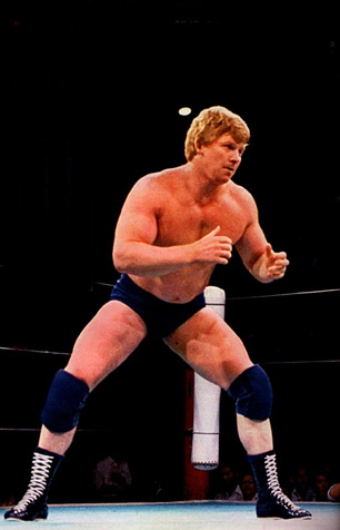 Again, the Backlund, Trish pics are slim. Here is the man himself.