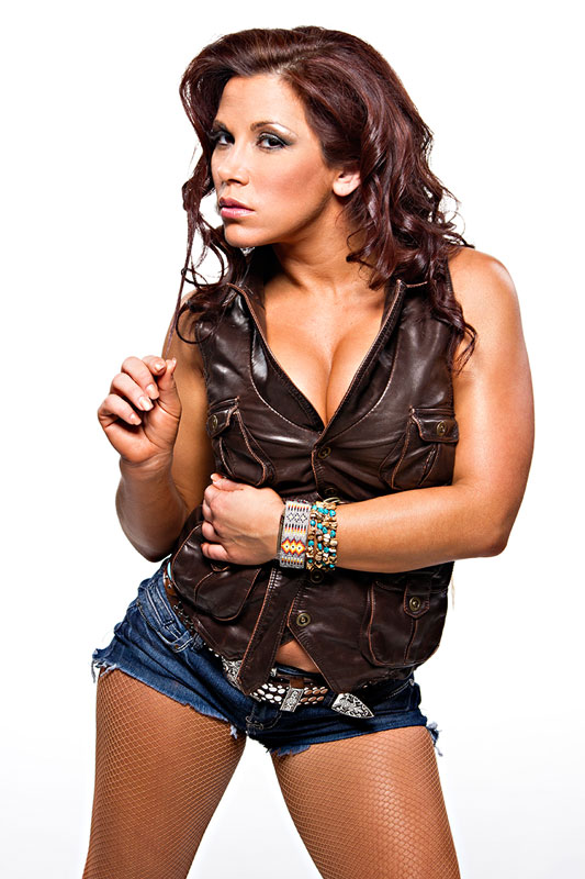 Mickie James' debut as an obsessed Trish super fan and subsequent feud with her was awesome. One of the last great women's feuds in WWE. It's a shame that Mickie went out the way she did, she was a great worker and looked amazing as well.