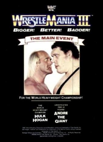 WrestleManiaIII