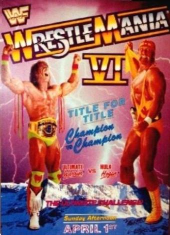 WrestleManiaVI