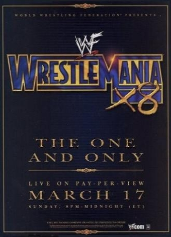 WrestleManiaX8