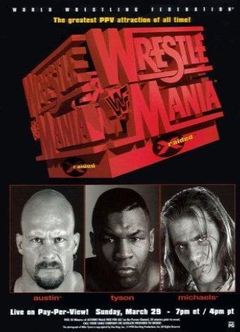 WrestleManiaXIV