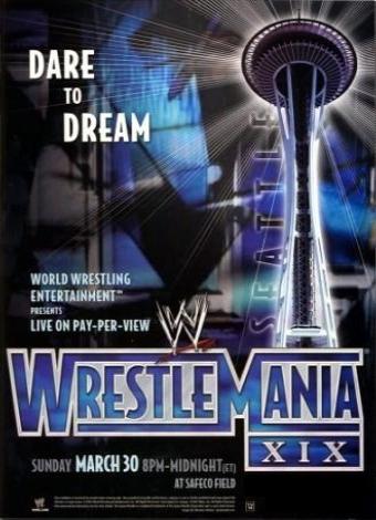 WrestleManiaXIX