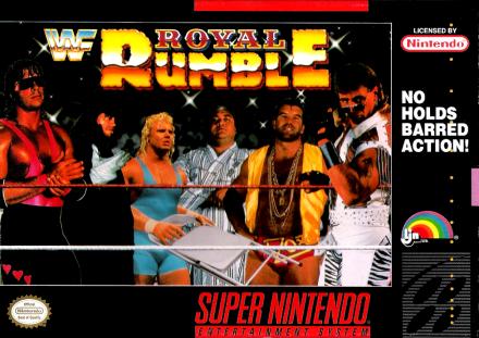 WWF-Royal-Rumble-Super-Nintendo-video-game-